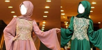 2015-Latest-Fashion-Arabic-Style-Muslim-Maxi-Dress-for-Wedding--Kaftan-Jalabiya-Design-Flare-Long-Sleeve-Dreen-Pink