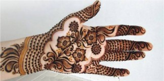 Best New Indian Mehndi Designs 2015 for Bridal Full Fancy Front Hands Pinterest Facebook Arabic
