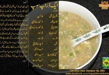 Egg Drop Soup Recipe in Urdu by Food Diaries Zarnak Sidhwa Facebook Masala TV Winter