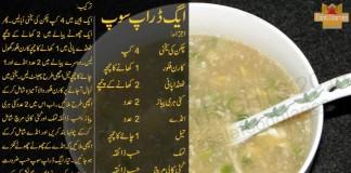 Egg Drop Soup Recipe in Urdu by Food Diaries Zarnak Sidhwa Facebook Masala TV Winter