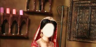 Latest Beautiful Sharara and Gharara Bridal Wedding Dress Designs 2015 Red Pakistan India