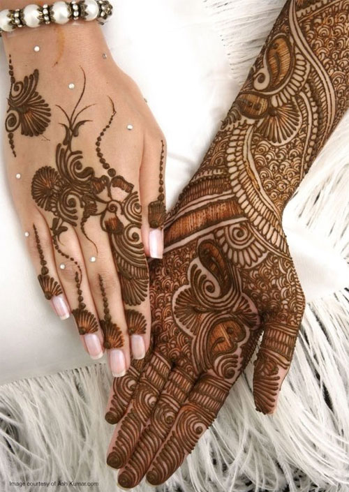 Latest Mehndi Designs Images For Full hands Free Download 2015-16 Facebook