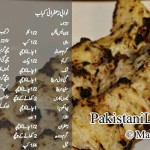 Nawabi Zafrani Kabab Urdu English Recipe by Shireen Anwar