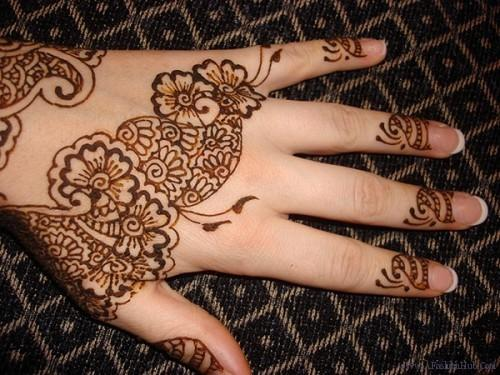 New Top Indian Mehndi Designs 2015 for Bridal Full Hands Pinterest Facebook Arabic