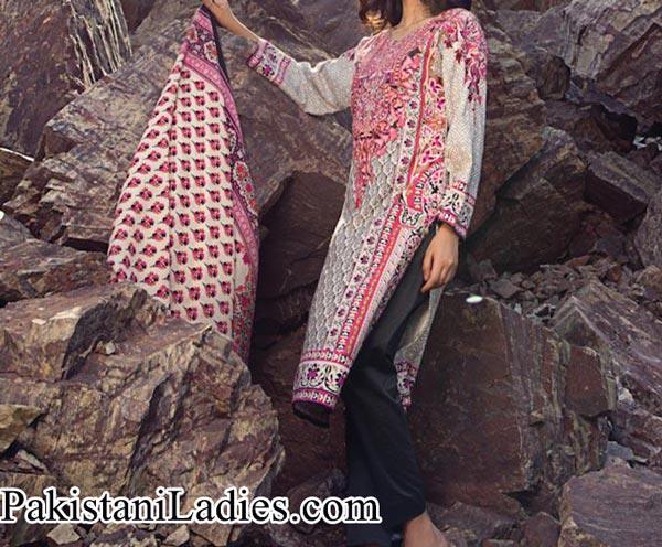 Sana-Safinaz-Winter-Collection-2014-2015-Prices-for-Women-Girls-Fashion-Dresses-Salwar-Kameez-Rs