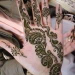 Simple Top Indian Mehndi Designs 2015 for Bridal Full Hands Pinterest Facebook Arabic