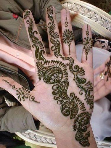 Mehndi Flower Dailymotion : New top indian mehndi designs for bridal full hands