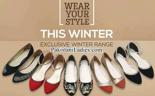 Stylo Shoes New Arrival Designs Winter Collection 2014-2015 prices