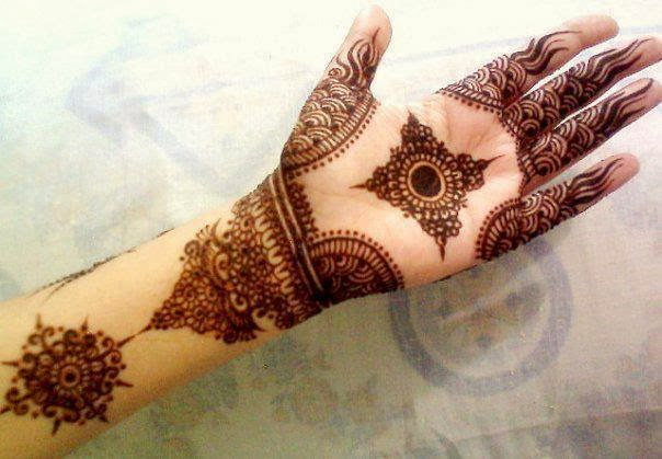 Best Easy & Beautiful Henna Mehndi Designs Images for free download