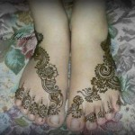 dulhan-Latest-Best-Facebook-Beautiful-Bridal-Feet-Legs--Mehndi-Designs-2015-Indian-Wedding-Simple-HD-Wallpaper