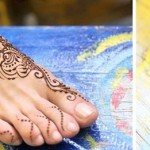 dulhan-Latest-Best-Facebook-Beautiful-Bridal-Feet-Legs--Mehndi-Designs-2015-Indian-Wedding-Simple-Pics
