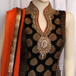 2015 Fancy Beautiful Stylish Collar Ban Neck Gala Designs for Salwar Kameez Suit Shirts Kurti India