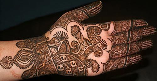 Amazing Arabic Bangladeshi Mehndi Designs For Hands 2015 Bengali Henna Bridal-Mehndi-Designs-13