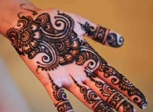 Amazing Bangladeshi Mehndi Designs For Hands 2015 Bengali Henna Eid Image