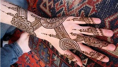 amazing arabic bengali mehndi designs for front back hands