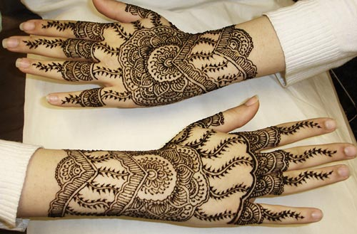Amazing Bangladeshi Mehndi Designs For Hands 2015 Bengali Henna stylish-hand-back-mehndi-design