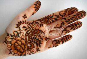Beautiful Amazing Arabic Bangladeshi Mehndi Designs For Hands 2015 2016 Bengali Henna Amelia