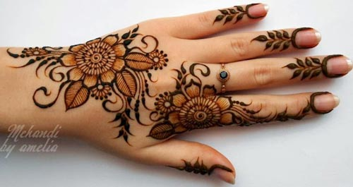 Beautiful Amazing Arabic Bangladeshi Mehndi Designs For Hands 2015 2016 Bengali Henna Amelia Facebook