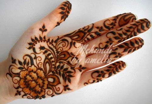 Beautiful Amazing Arabic Bangladeshi Mehndi Designs For Hands 2015 2016  Bengali Henna Amelia