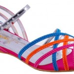 Gul Ahmed Ideas Women Shoes Chappal Multicolor Sandals Slippers