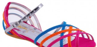 Beautiful-Multicolor-Gul-Ahmed-Ideas-2015-Women-Shoes-Chappal-Sandals-Slippers