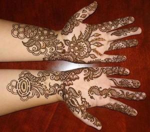 Beautiful Omani Henna Designs for Hands, Muscat Mehndi Facebook Pics 2015