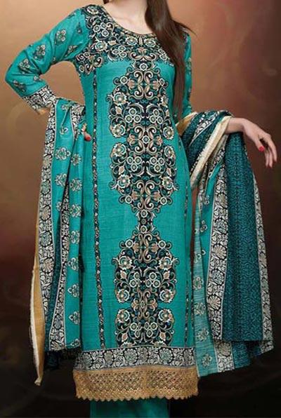 Beautiful Salwar Kameez Designs 2015 Fashion Trends in Indian Suit Neck Gala