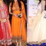 Manish Malhotra Dresses 2017 Latest Frock Suits Designs