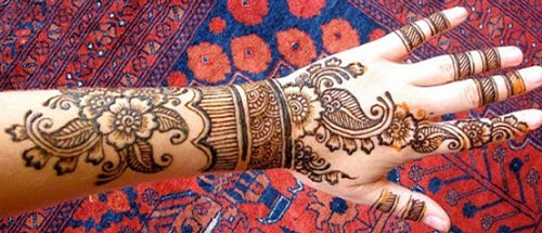 Bridal Beautiful Hands Mehndi Designs 2015  Glitter fancy stylish best facebook pinterest