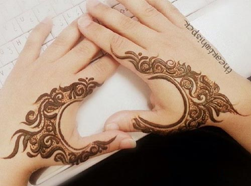 Bridal Beautiful Hands Mehndi Designs 2015  fancy stylish best facebook pinterest