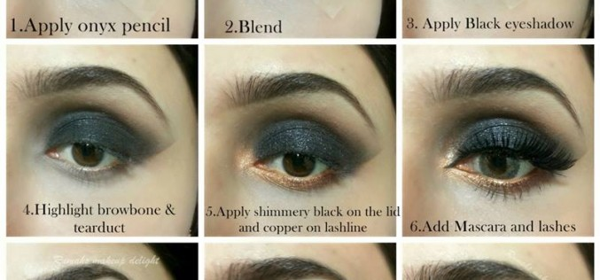 Stani Smokey Eye Makeup In Urdu Saubhaya Makeup - Eyes-makeup-in-urdu