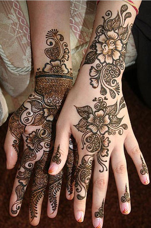 Bridal Mehndi In Chennai : Rajasthani bombay delhi mehndi designs for bridal hands