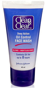 Clean & Clear Fairness Face Wash Review Price in India Oil Control