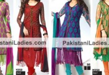 Dazzling Double Open Net Anarkali Style Jacket Suits, Shirts Salwar Kameez