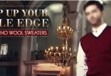 Eden Robe Men Winter Collection Jarsi 2015 Sweater Jersey Prices for Boys Men