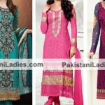 Stylish Salwar Kameez Suit Designs 2015 Fashion Trend India