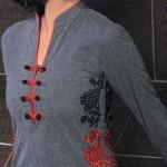 Fancy Beautiful Stylish Button Collar Ban Neck Gala Designs 2015 for Salwar Kameez Suit Shirts Kurti