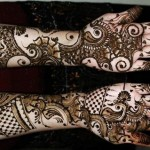 New Dulhan Hands Mehndi Designs Pics and Wallpaper