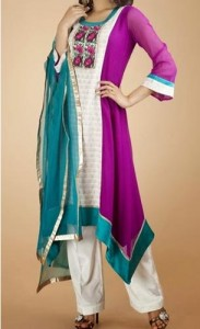 Fashionable-Colorful-Dresses-Plates-Wali-Shirts-Frock-Kameez