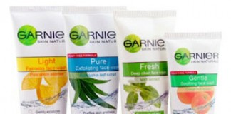 Garnier Light Fairness Face Wash Review Price in India.