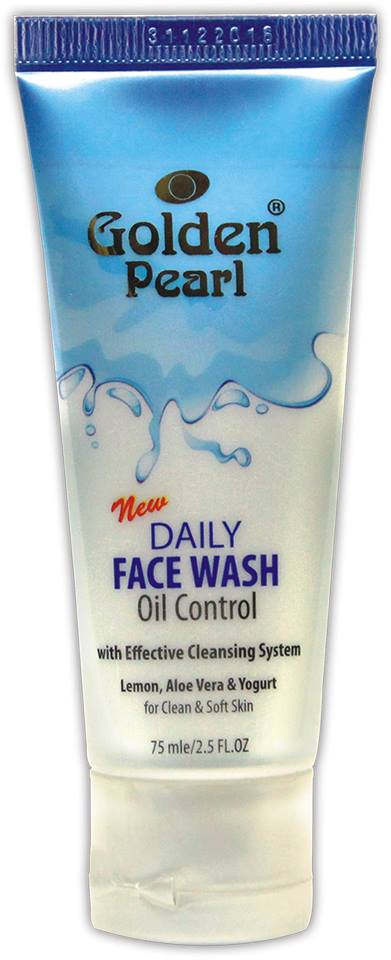 Golden Pearl New Oil Control Face Wash Golden Pearl Herbal & Daily Face Wash Oily Skin Price