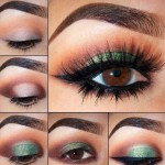 Smokey Makeup Tips Urdu Tutorial Smoky Eyes Step by Step Pics