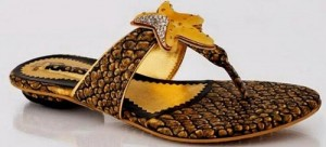 Gul-Ahmed-Ideas-2015-Women-Shoes-Chappal--Slippers