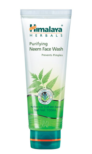 Himalaya Herbal Purifying Neem Face Wash for Oily Skin Acne Pimple Price Pakistan India review