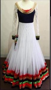 Kalidar Suits, Kaliyon Kali Wali Frocks Designs 2015 Pakistan India