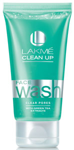Lakme Clean Up Fresh Fairness Face Wash Review Price in India