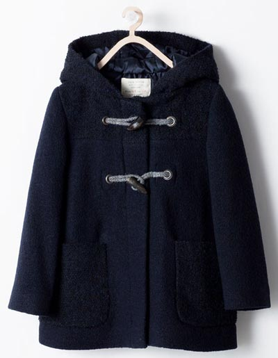 Zara Online Clothing Kids Winter Collection 2015 For Boy
