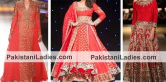 Manish Malhotra Bridal Collection 2015 Lehenga Choli Dresses Frocks
