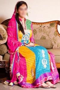 Mehndi-Mayon-Fashionable-Colorful-Dresses-Plates-Wali-Shirts-Frock-Kameez-2015