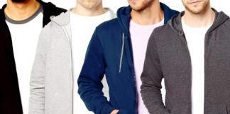 Men Boys Hoodies Winter 2015 Stylish New Arrival Zip Up Pull Over Prices